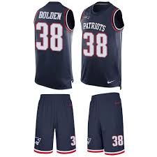 Men's Limited Brandon Bolden New England