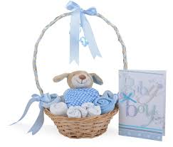baby boys little posy forter gift basket available at
