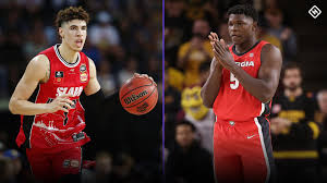 Anthony edwards paid tribute to his late mother and grandmother as he was named the nba's number one draft pick with a move to minnesota timberwolves. Nba Draft Bust Candidates Lamelo Ball Anthony Edwards And The Riskiest Picks In 2020