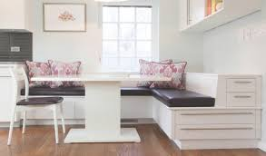 ... Bench Seating Kitchen, Stylish Kitchen Banquette Dimensions : Very Nice  Kitchen Banquette With Regard To Kitchen Banquette ...