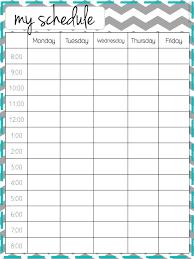 Scheduel Maker My Schedule Maker Rome Fontanacountryinn Com