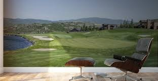 promontory the club golf course wall murals