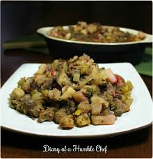 cranberry sausage and apple dressing watermark