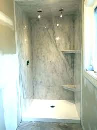 solid surface shower base solid surface shower base installation pan with tile walls new rear trench solid surface shower base solid surface shower pan