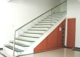 interior glass railing systems