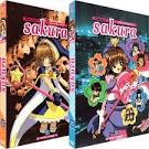 Card Captor Sakura - Pack 2 DVD - Film 1 et 2 - IDP Home Video