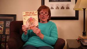 there was an old lady who swallowed a turkey book reading reading out loud