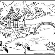 Small Picture Coloring Pages For Adults Scenery Archives Mente Beta Most