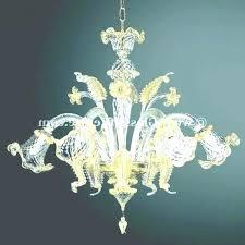 chandeliers venetian glass chandelier style modern red clear regarding chandeliers gallery vintage murano pa
