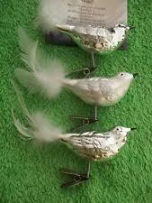Vogel Christbaum Feiertagsschmuck Günstig Kaufen Ebay