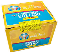 How to play classic how to register how to get coins. Uefa Euro 2020 Offizielle Stickerkollektion Box 100 Tuten