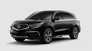 Acura MDX Build Your Own SUV | MDX Price | Acura.com