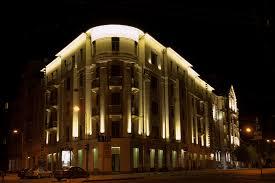 01 jun facade lighting of ablv banks office building at elizabetes street 23 in riga latvia part 2 building facade lighting