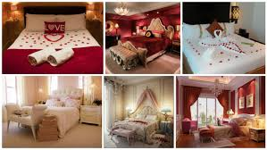 hotel room decoration for birthday romantic bedroom ideas him or