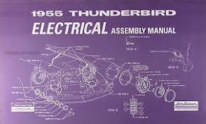 wiring diagram for 1955 t bird readingrat net 1957 Ford Wiring Diagram at 1955 Ford Thunderbird Wiring Diagram