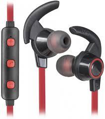 Bluetooth <b>гарнитура Defender OutFit B725</b> (черно-красный)
