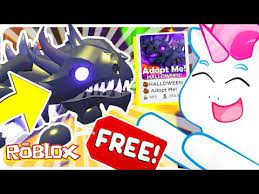 Adopt me shadow dragon code. How To Get A Free Shadow Dragon In Adopt Me New Halloween Update Roblox Adopt Me Update Youtube