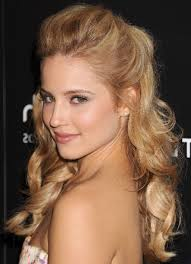 Half Ponytail Hairstyles Prom Hairstyles For Long Hair Pictures Long Hairstyle Galleries