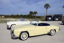 Oct 24, 2020 4 months ago: Auction Results And Sales Data For 1959 Mercedes Benz 190 Sl