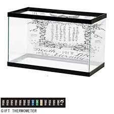 Aquarium Size Chart Amazon Com Wwwhsl Aquarium Background Occult Gothic