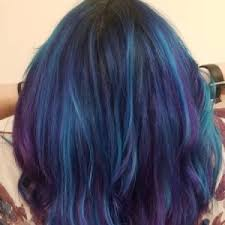 Shades Of Purple Hair Dye Chart A Guide To Pulp Riot Hair Colors