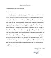 One Day Resignation Letter Mesmerizing 48 Absolutely Savage Resignation Letters CCUK