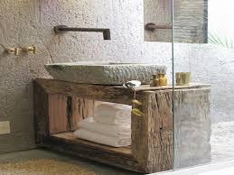 rustic stone bathroom designs. rustic stone bathroom vanities designs