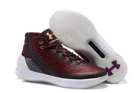 under armour shoes stephen curry 3. curry 3 under armour burgundy gold shoes stephen