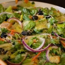 olive garden salad dressing. Plain Dressing With Olive Garden Salad Dressing N