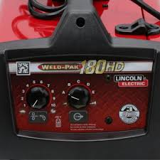 lincoln electric weld pak 180 hd wire feed welder k2515 1 the lincoln electric weld pak 180 hd wire feed welder k2515 1 the home depot