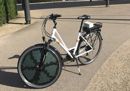 solar powered e bikes project portal