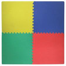 Interlocking Rubber Floor Tiles Kitchen Exercise Gym Flooring