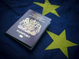 British Passport Design After Brexit Travel After Brexit Everything You Need To Know About