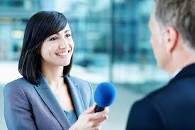 reporter asking questions to a man ile ilgili görsel sonucu