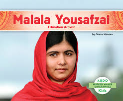 cover malala yousafzai education activist
