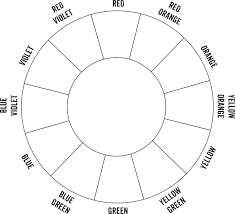 Endless free color combinations, working from any the color calculator. Free Printable Color Wheel Charts Free Pdf Downloads