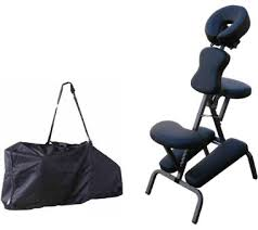 massage chair massage. amazon.com: portable massage chair, therabuilt® apex™. high quality, light weight, extra thick foam for maximum comfort, free carrying case-black: health chair e