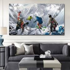impressive winter tree metal wall art winter blooms i canvas in most current mountain scene metal on winter blooms ii canvas wall art with top 30 of mountain scene metal wall art