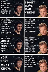 Han Solo Quotes Stunning Han Solo Funny Quotes Quotesgram 48 QuotesNew