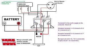 winch solenoid 12v heavy duty upgrade 2 wire motor photo wiringdiagramforspadetermsolenoidamp2wiremotor 2 jpg