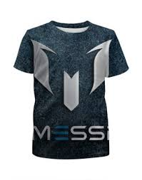 """Рюкзак 3D """"Lionel <b>Messi</b>"""" #2890223 от balden - <b>Printio</b>"""