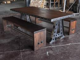 A Frame Dining Table – Vintage Industrial Furniture