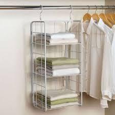 hanging closet organizer drawers