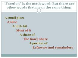 Small Picture Fraction action222