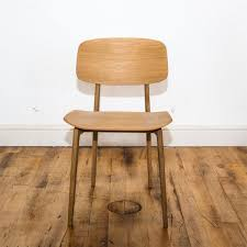 see this norr 11 dining chair in your home the piece exudes a clean design