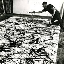 jackson pollock biography schmaltzee s world studies by taylor micolich and jonas have examined pollock s technique and have determined that some works display the properties of mathematical fractals