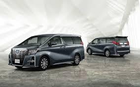 New 2017 Toyota Alphard Hybrid - Specs, Improvements   Car Models ...