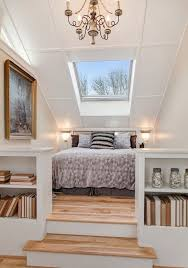 bedroom home amazing attic ideas charming. twotier attic master bedroom in scandinavian design with light wood floors builtin bookshelves and large skylight white walls home amazing ideas charming