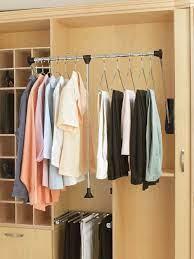 rev a shelf pull down closet rod for