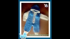 <b>Комбинезон</b> для малыша спицами. Часть 2. Jumpsuit <b>for</b> baby ...